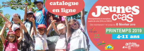 Catalogue Jeunes proxi Printemps 2019