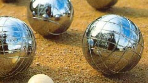 SLVie Royan : Boules