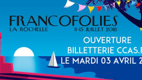 Festival des Francofolies 2018