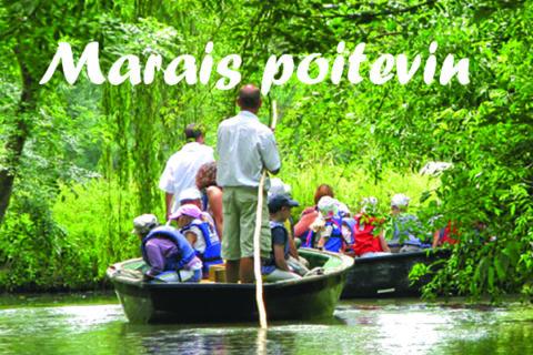 06/07 – Commission Jeunesse et Famille > Journée dans le marais Poitevin – Forclusion le 26/06/19