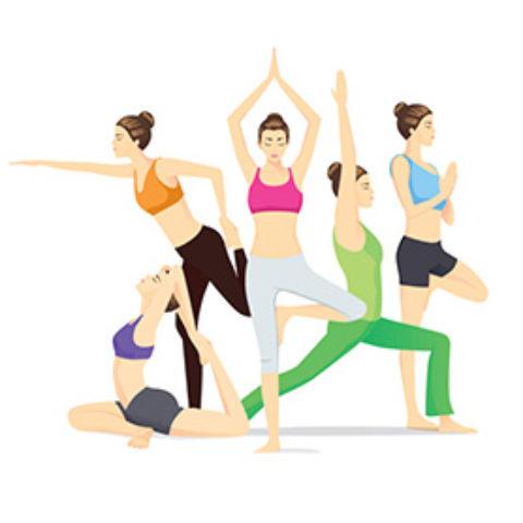 Cours de yoga à la SLVie de Rochefort