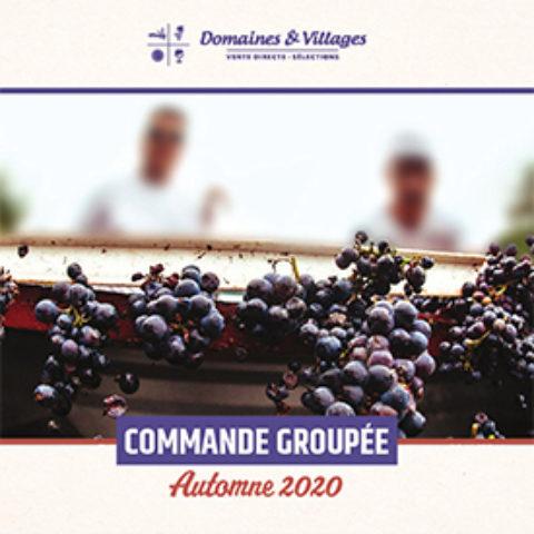 Domaines et Villages, passez votre commande avant le 8 novembre