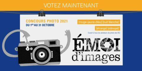 Concours photos «EMOI D'IMAGES 2021»